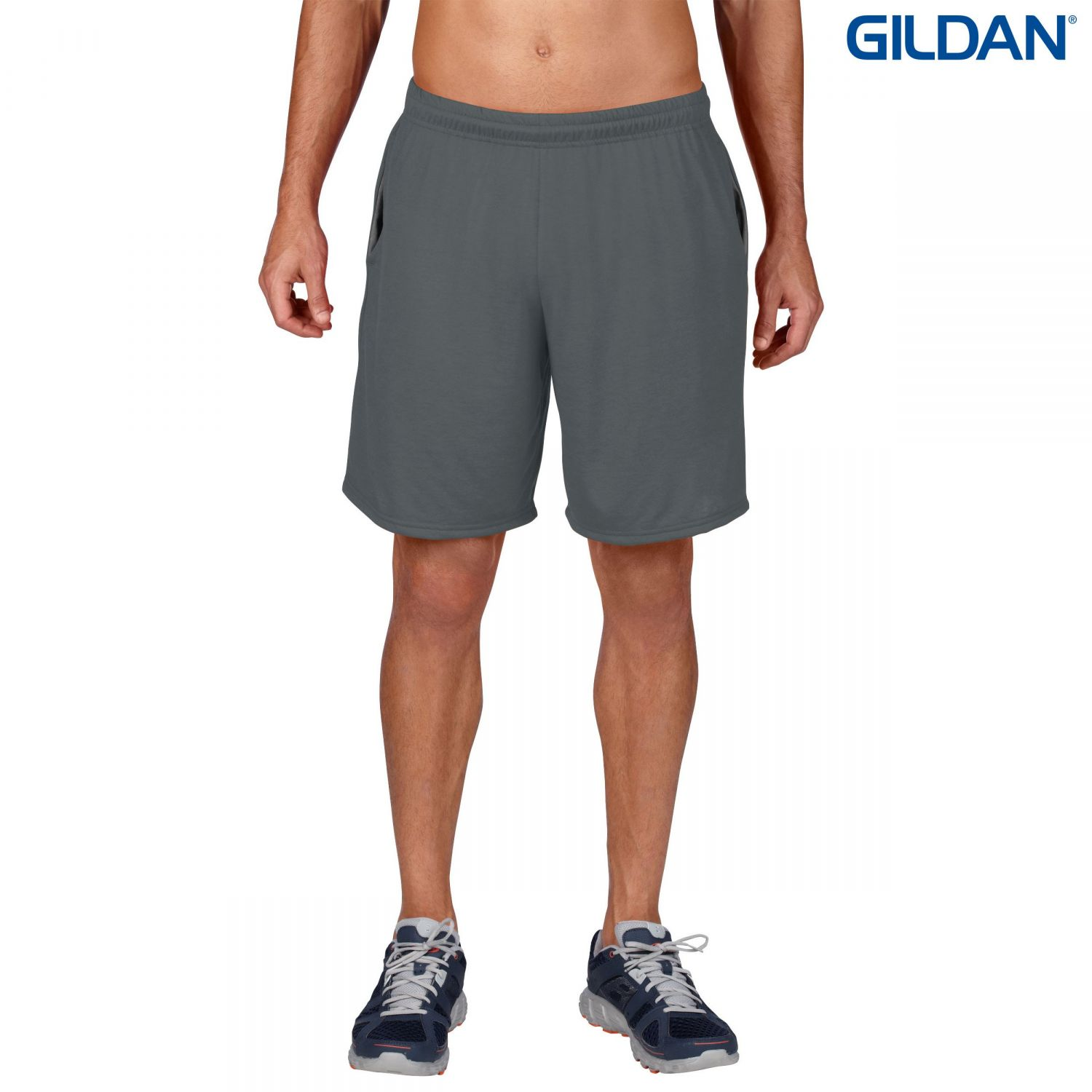 Gildan Performance Adult Shorts with Pockets