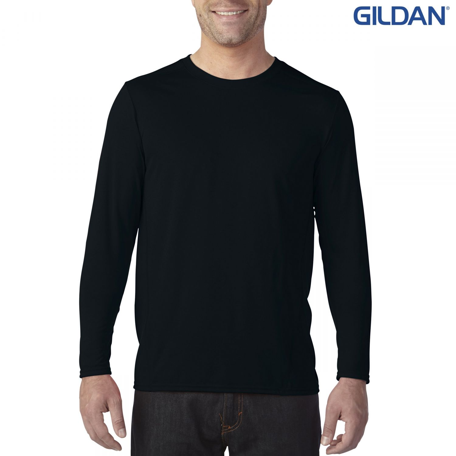 Gildan Performance Adult Long Sleeve Tech T-Shirt