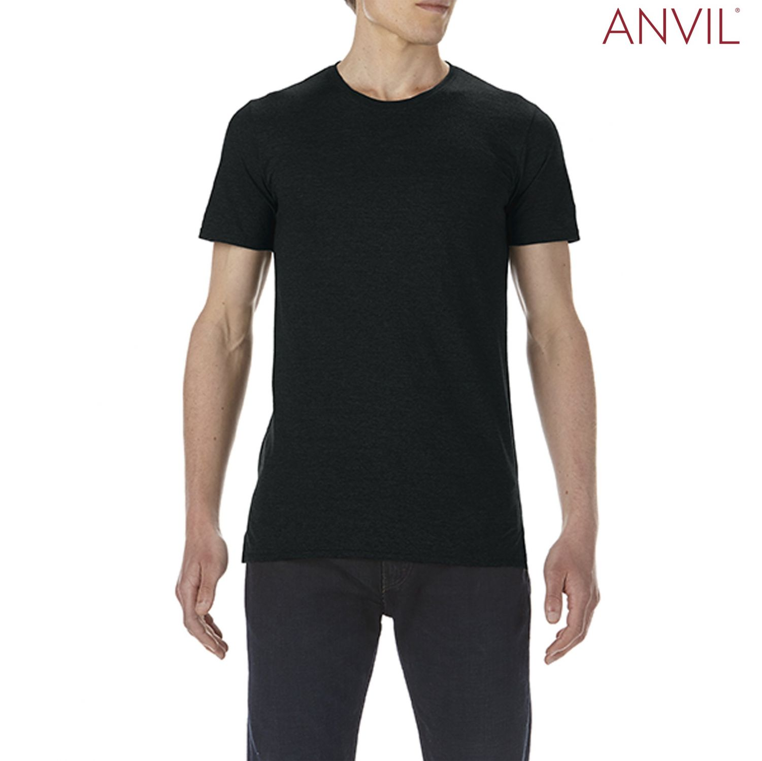 Anvil Lightweight Long & Lean T-Shirt