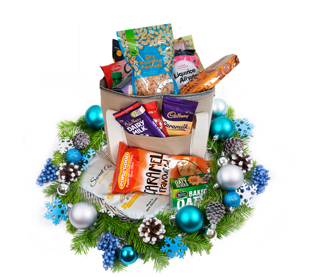 Be in to win a Christmas Hamper worth $300