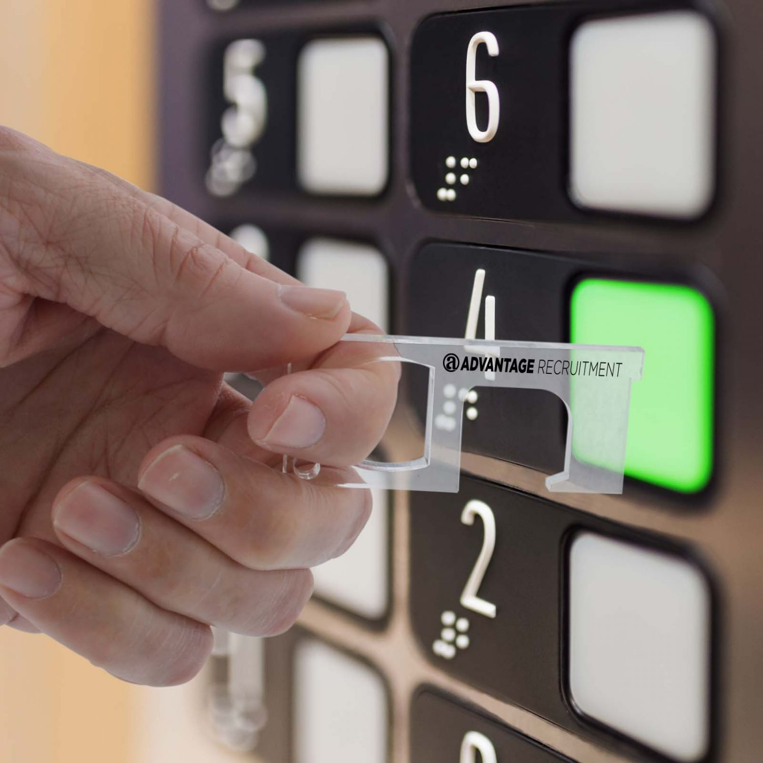 Access Touchless Keytag