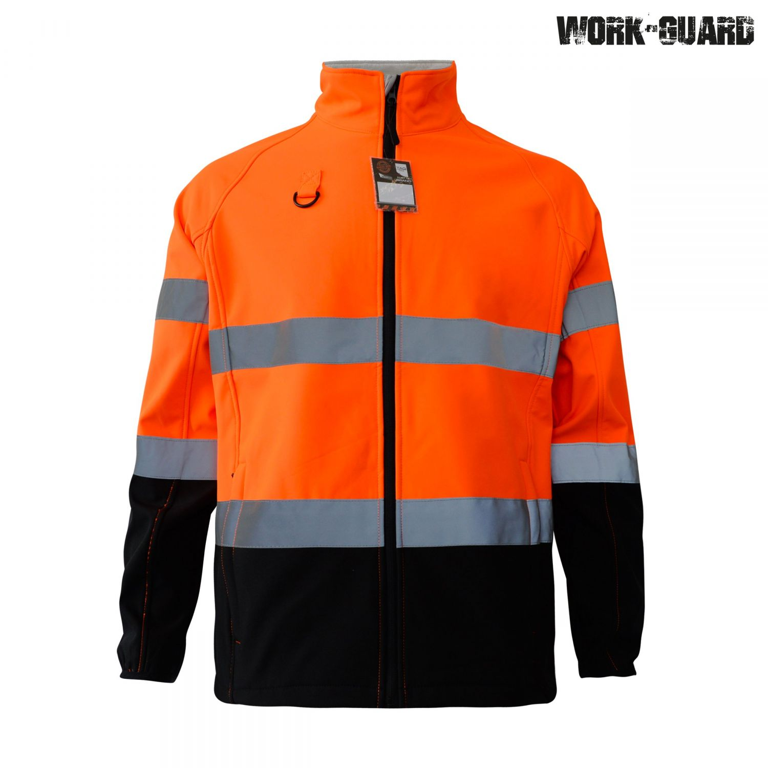 Work Guard Hi Visibility Printable Softshell Jacket D/N