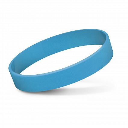 Silicone Wrist Band - Indent