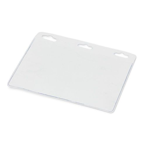 Clear Vinyl ID Holder