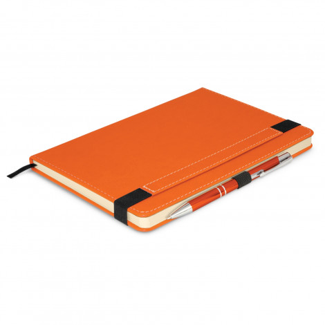 Premier Notebook with Pen