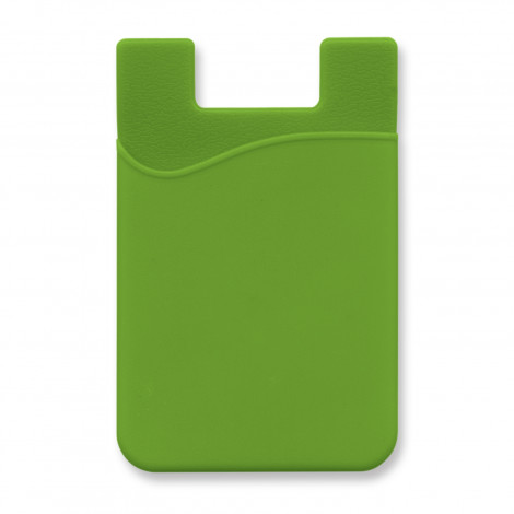 Silicone Phone Wallet - Full Colour
