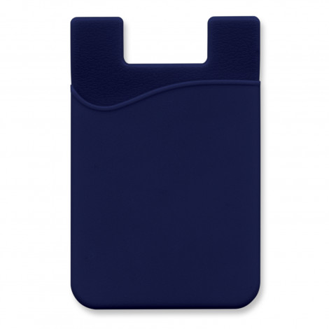 Silicone Phone Wallet - Indent