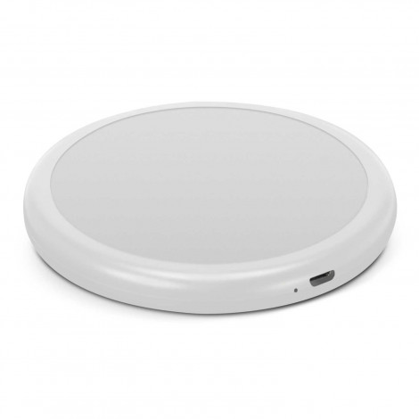 Imperium Round Wireless Charger - Resin Finish
