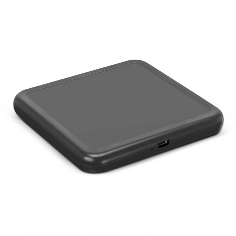Imperium Square Wireless Charger - Resin Finish