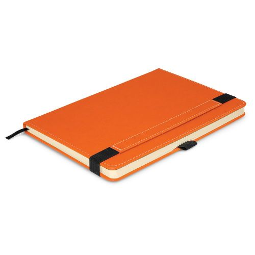 Premier Notebook with Pen Holder