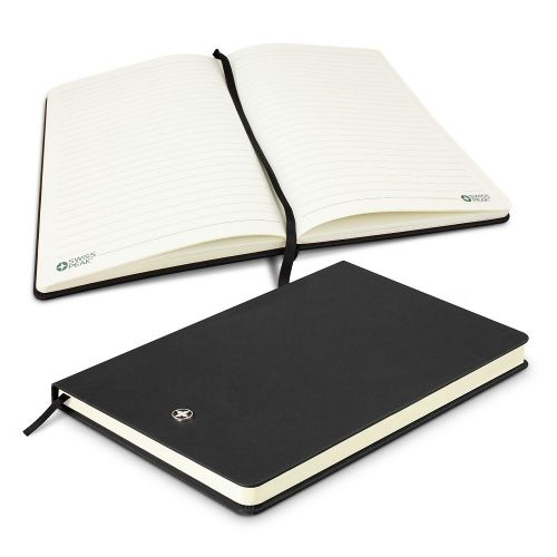 Swiss Peak Heritage A5 Notebook