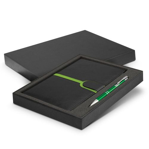 Andorra Notebook and Pen Gift Set