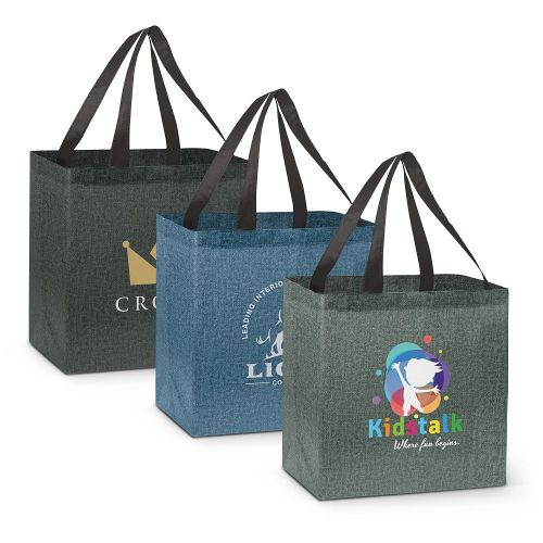 City Shopper Heather Tote Bag