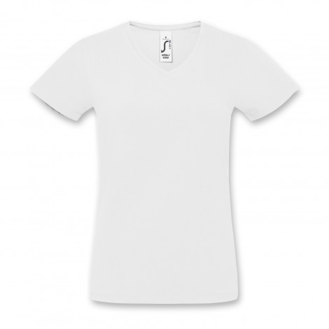 SOLS Imperial Womens V Neck T-Shirt