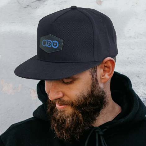 Regal Flat Peak Cap with Patch