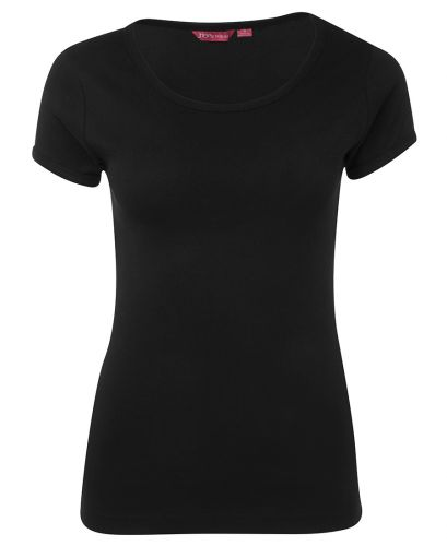 Jb's Ladies Scoop Neck Tee