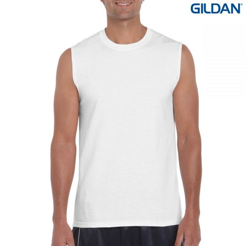 Gildan Ultra Cotton Adult Sleeveless T-Shirt