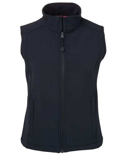 Jb's Ladies Layer (softshell) Vest