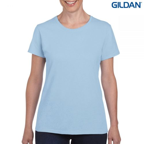 Gildan Heavy Cotton Semi-Fitted Ladies T-Shirt