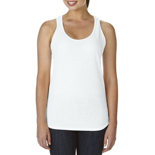 Anvil Ladies Tri-Blend Racer-back Tank Top