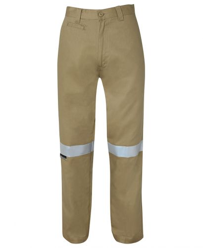 Jb's M/rised Work Trouser With Reflective Tape