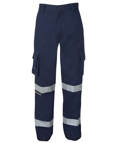 Jb's M/rised Multi Pocket Pant With Reflective Tape