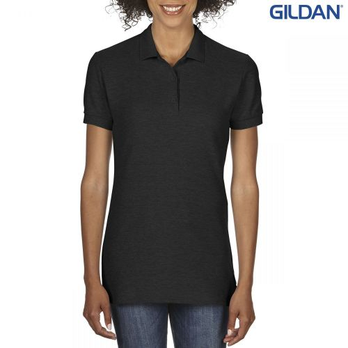 Gildan Premium Cotton Ladies Double Pique Sport Shirt