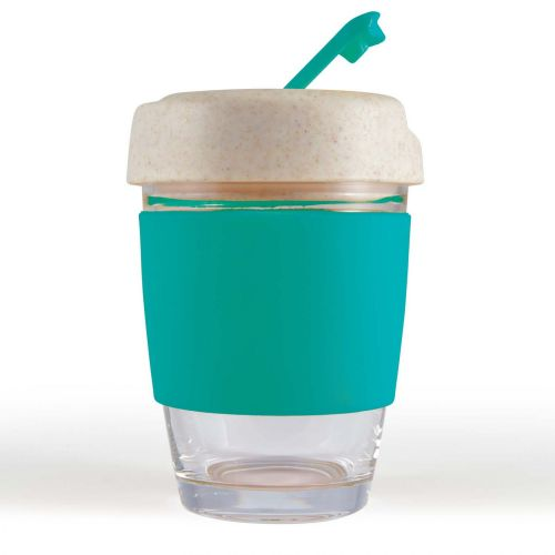 Vienna Glass Eco Cup / Silicone Band