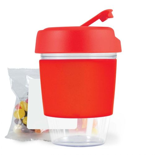 Kick Coffee Cup with Jelly Beans