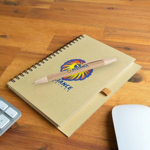 Savannah Notebook / Eco Matador Pen