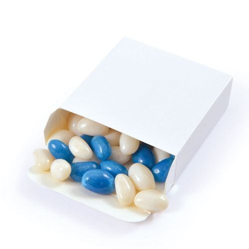 Corporate Colour Jelly Beans in 50 gram Box