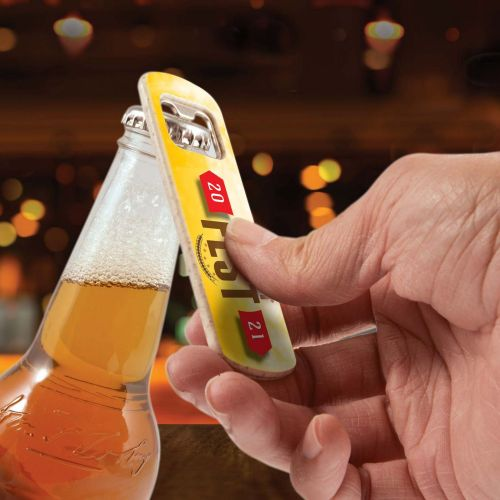 Arctic Bottle Opener
