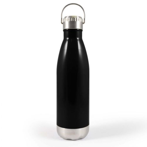 Soda Vacuum Bottle with Hanger Lid