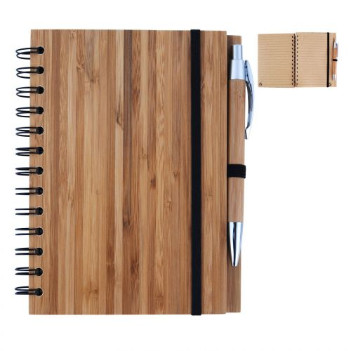 Amazon Bamboo Notebook