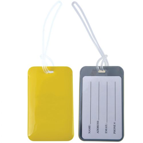 Firenze Luggage Tag