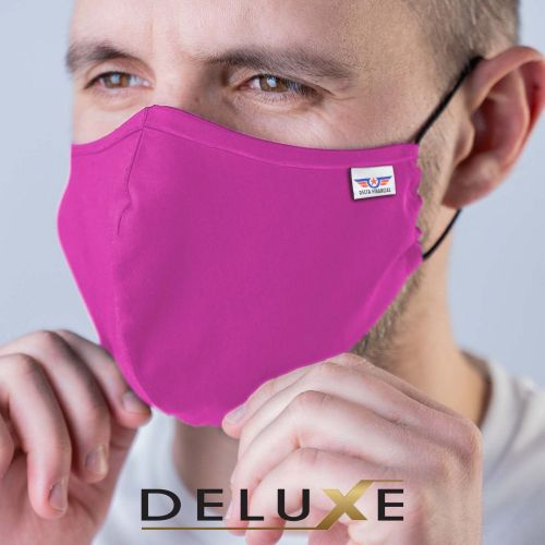 Deluxe Adult Face Mask