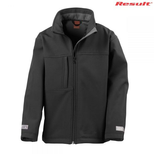 Result Youth Classic Softshell Jacket