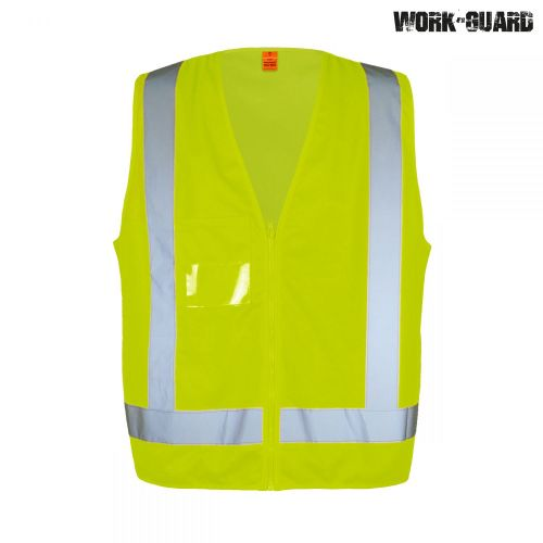 Work Guard Hi Visibility Youth Safety Vest Day Only
