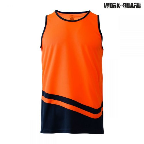 Work Guard Peak Performance Singlet