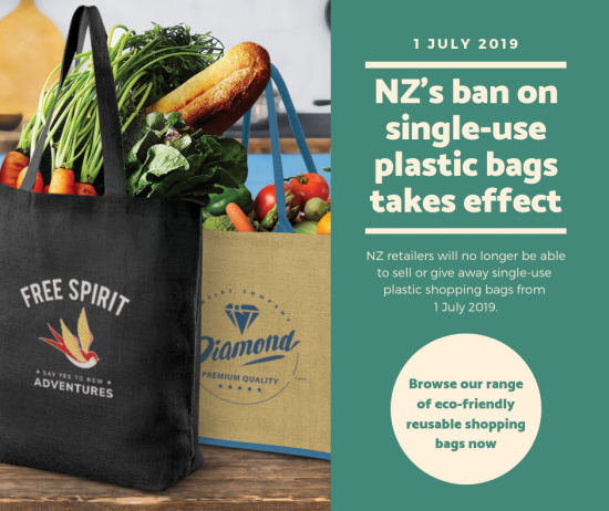 The Top 10 Reusable Bags for Businesses Going Single Use Plastic Free